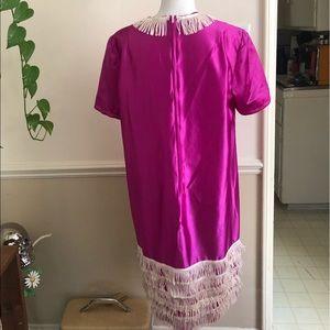 Vintage Dresses - Rare 60s-70s Vintage Plus Sized Dress